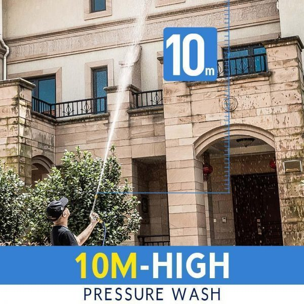 2-in-1 High Pressure Washer 2.0 - InspiringBand