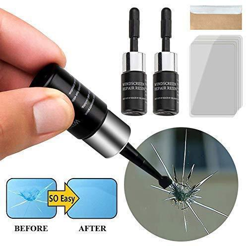 Automotive glass nano repair fluid - InspiringBand