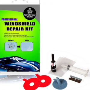 Automotive glass nano repair fluid - InspiringBand
