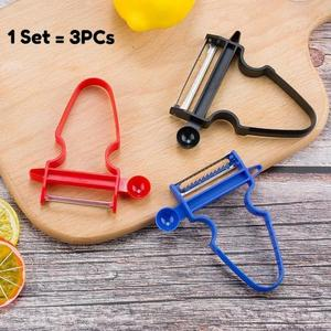 MULTI-FUNCTIONAL TRIO PEELER (SET OF 3)