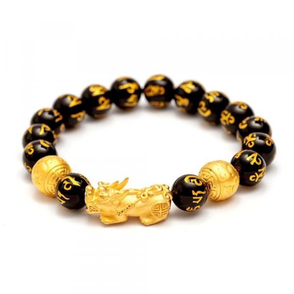 Original Black Obsidian Bracelet - InspiringBand