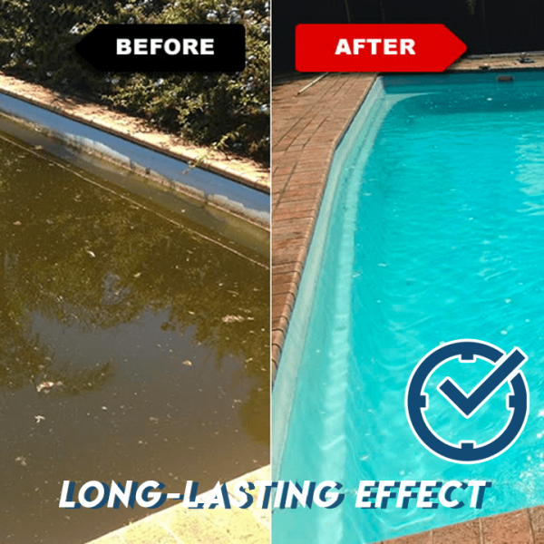 Pool Cleaning Tablets - InspiringBand